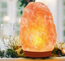 Natural Himalayan Pink Salt Lamp, 7-9 LBS, Dimmer Switch,...