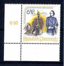 AUSTRIA - 1998 - 175 anniversario della nascita di Hans Kudlich, politico. E4500