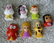 Rare Gogos Disney Crazy Bones Disney x 7 *