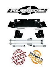 Rubicon Express Extreme Duty Long Arm Upgrade Kit 84-01 Jeep Cherokee XJ RE6330