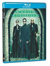 Blu Ray MATRIX RELOADED - 2003 - ***Contenuti Speciali***....NUOVO