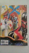 Universe X #2 November 2000 Marvel Comics Krueger Braithwaite Reinhold