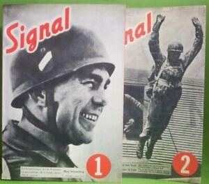 SIGNAL Ciarrapico Editore 1975 6 Volumi Ottime Condizioni