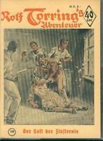 Rolf Torring´s Abenteuer Nr.154 von 1957 - TOP Z0 ungelesen! ORIGINAL ROMANHEFT