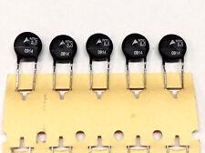 5 Stück B57235S509M NTC Widerstände (Einschaltstrombegrenzer) 4,2A / 5Ω (M1743)