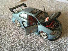 Kentoys Mitsubishi Evolution VIII Car - Evo Ralli Art Scale 1:24