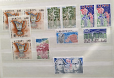 LOT TIMBRE FRANCE NEUF ANNEE 1976