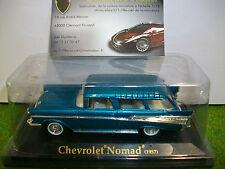 CHEVROLET NOMAD vert 1957  1/43 PRESSE sous blister voiture miniature collection