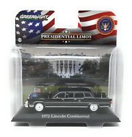 Staatskarosse 1972 Lincoln Continental Gerald R. Ford Metall Modellauto 1:43