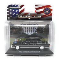 Staatskarosse 1972 Lincoln Continental Gerald R. Ford Metall Modellauto 1:43