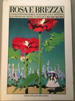 Rosa e Brezza racconto George Sand illustrato Claveloux Ediz. Dalle Bambine 1977