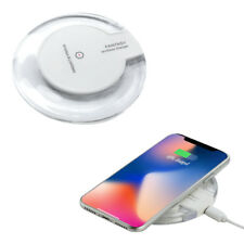 Universal Portable Wireless fast Charger Power Qi Charging Pad Mat Receiver Dock