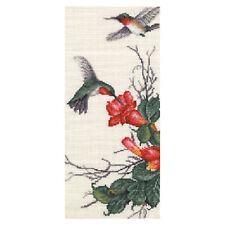 Golden Fleece Cross Stitch Kit - Hummingbird