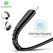Micro/Lightning/Type-c USB Phone Charger Cable Braided Fast Data Cable Fr iPhone