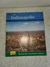 1963 Indianapolis Telephone Directory Indianapolis, Ind.