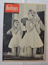 ILLUSTRIERTE BERLINER ZEITSCHRIFT 1962/51: Nordbahnhof Kalkutta
