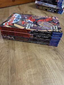 Harley Quinn Kessel Dodson Gotham City Sirens Graphic Novel Lot DC Comics