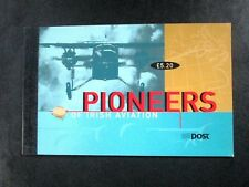 "Ireland - ""PLANES ~ PIONEERS OF NAVAL AVIATION"" £5.20 Prestige Booklet PSB !"