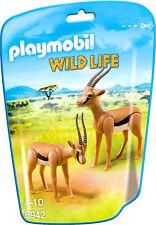 6942 Gacelas playmobil,zoo africa safari animal tiere impala gazelle gacela