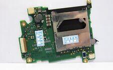 Canon EOS 550D EOS T2i  SD card slot board SD card reader board Genuine original
