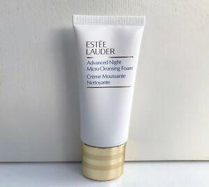 Estee Lauder Advanced Night Micro Cleansing Foam, 30ml, Brand New