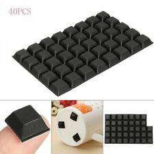 40x Polyurethane Self-Adhesive Rubber Bumper Stop Bumpons Feet Door Buffer Pads