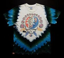 Grateful Dead Shirt T Shirt Hockey Stick Puck Gloves NHL 1994 Vintage Tie Dye XL