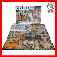 Cluedo Harry Potter Edition Board Game Classic Mystery Family Fun by Parker 2008