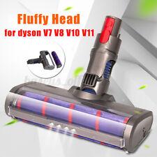 Soft Roller Fluffy Brush Head Floor Tool for DYSON V7 V8 V10 V11 Vacuum Cleaner