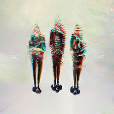 TAKE THAT III 2014 12-track CD album NEW/UNPLAYED Gary Barlow Mark Owen