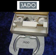 Türbeschlag JADO Jatec AVANCE PZ 397/961 Mattchrom Rosetten Garnitur Türgriff
