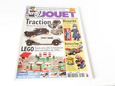 LA VIE DU JOUET N° 108 FEVRIER 2005 - TRACTION CITROEN, LEGO, BLEUETTE