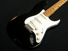 Fender Road Worn '50s Stratocaster Black beautiful rare EMS F/S*