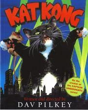 Kat Kong by Pilkey, Dav , Paperback