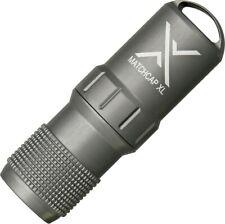 """Exotac ET1200GUN MATCHCAP XL Gunmetal Gray Match Holder 3.6"""" Long 001200GUN"""