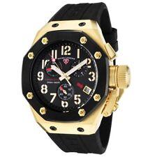 Swiss Legend Mens 10541-YG-01-BB Trimix Diver Chronograph Watch BLACK / GOLD NEW