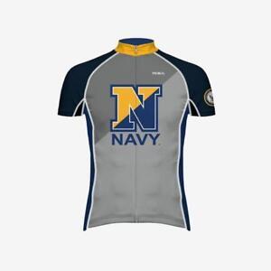Primal Wear Men's US Navy Evo Cycling Jersey - 2021