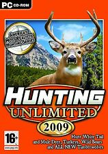 Chasse Unlimited 2009 ( Cd-Pc ) Neuf Scellé