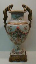 Vase de décoration Art déco en bronze