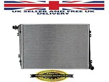 RADIATOR TO FIT AUDI A3 SEAT LEON SUPERB SKODA OCTAVIA VW CADDY GOLF MK5 PASSAT