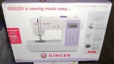 New Singer H74 Computerized Sewing Machine 310 Built-In Stitches