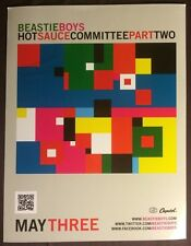 "Beastie Boys ""Hot Sauce Committee Part Two"" Rare Promotional Window Cling"