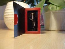 """Miniature de parfum """" DÉCLARATION ESSENCE""""  de CARTIER"""