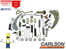 """Complete Rear Brake Drum Hardware Kit for Chevy C10 1975 with 2"""" wide shoe"""