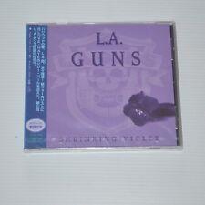 L.A. GUNS - SHRINKING VIOLET - 1999 JAPAN CD NEW & SEALED