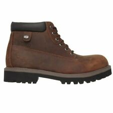 Boots Skechers Sergeants Verdict Brown Men