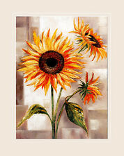 Rian Withaar Sonniger Tag Poster Kunstdruck Bild 50x40cm