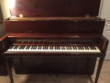 Antique Steinway & Sons Console Piano - 40 Patend 1931-193) )
