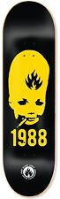 "Black Label Skateboards Thumbhead 1988 Skateboard Deck - 8.5"" x 32.38"""