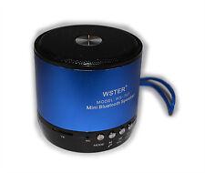CASSA SPEAKER PORTATILE USB MICRO SD RADIO FM PC CELLULARE MP3 BATTERIA LITIO